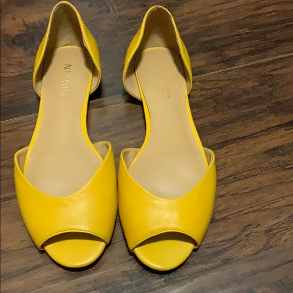 Nine West Shoes - Nine West flats size 6